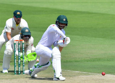 Fakhar Zaman goes from dour to dashing in maiden Test appearance