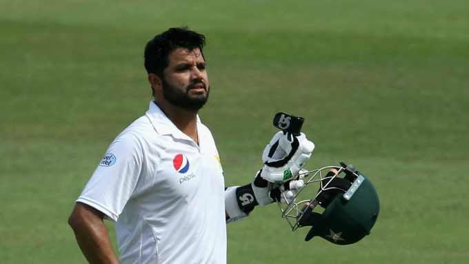 Azhar Ali sees funny side of his bizarre run out, takes the blame for it