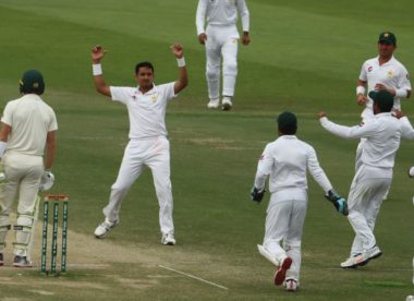 Unplayable Abbas takes 10 as Pakistan rout Australia