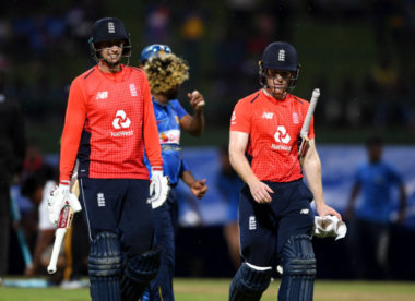 England seal ODI series at sodden Pallekele