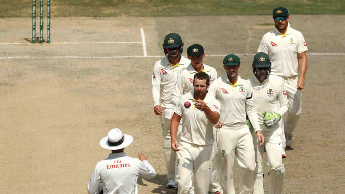 Aaron Finch bats for changing 'strange' three-metre DRS rule