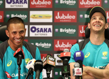 Disappointed Sarfraz Ahmed lavishes praise on 'lone warrior' Usman Khawaja