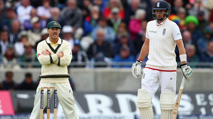 Warner should expect a 'hostile' reception in Ashes – Root
