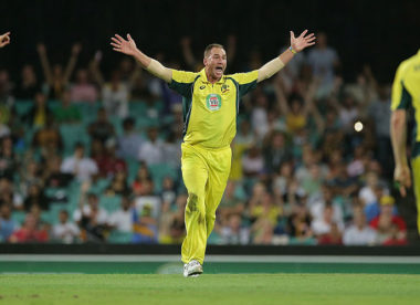 Lung condition forces John Hastings to take indefinite break from cricket