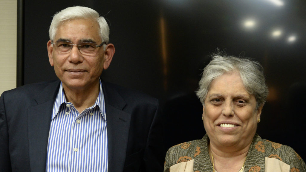 Edulji accused Rai of making unilateral decisions on the course of action to be taken