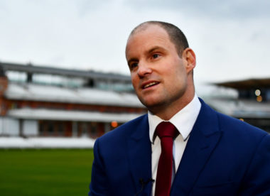 Strauss steps down as England director of cricket