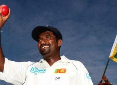 Kumar Sangakkara's titans of cricket: Muttiah Muralitharan
