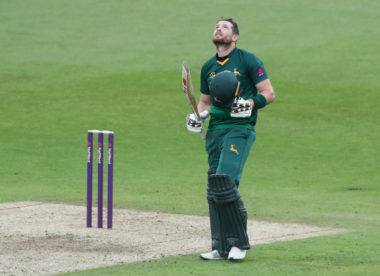 Wessels leaves Nottinghamshire for Worcestershire