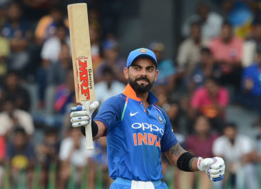 Kohli reaches 10,000 ODI runs in record time