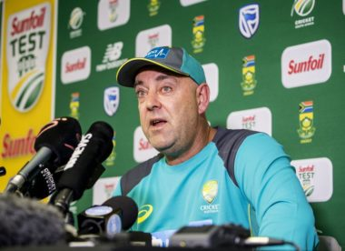 Lehmann calls for ball-tampering bans to be lifted