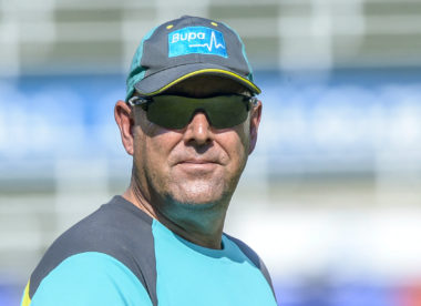 'I'd like to coach again one day' – Darren Lehmann