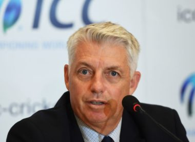 'Where we want to globalise the game is the T20 competition' – Dave Richardson