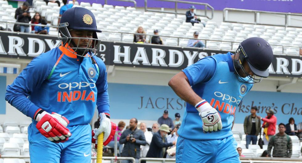 Shaw and Mayank Agarwal ODI