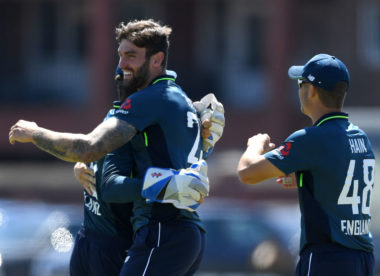 Reece Topley leaves Hampshire