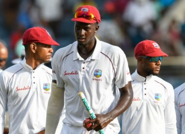 Hard to build something amid constant churn, rues Jason Holder