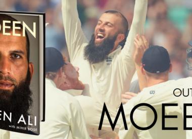 Win! Moeen Ali's autobiography