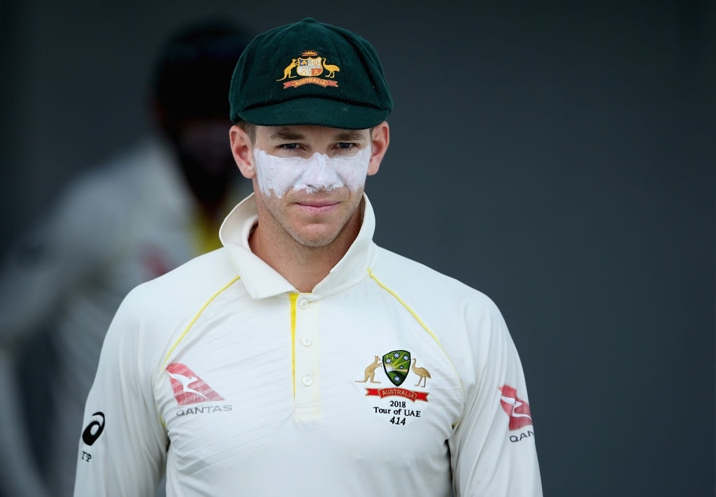 Tim Paine will focus solely on Test captaincy