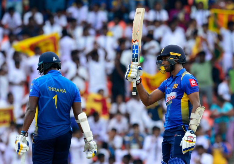 """It's a fault that I have that I need to rectify – it's not Thisara's fault"""
