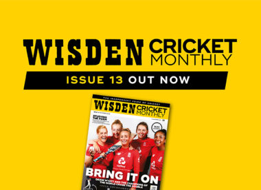 Wisden Cricket Monthly issue 13: Women's World T20 special