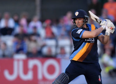 Gary Wilson cuts short Derbyshire stay