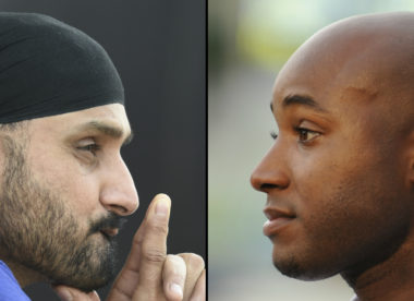 'Cocky tweets' – Tino Best takes on Harbhajan Singh in war of words