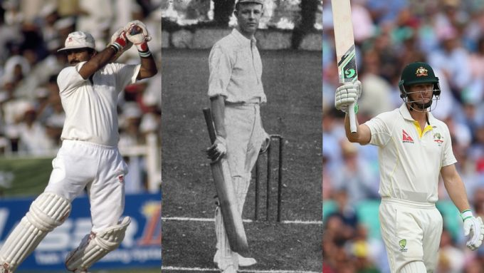Quiz: Can you name these Test debut centurions?