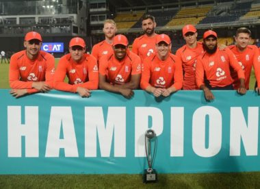 Why England are Cricket World Cup favourites