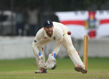 'There is a bit of competition for places but that is fine' – Ben Foakes