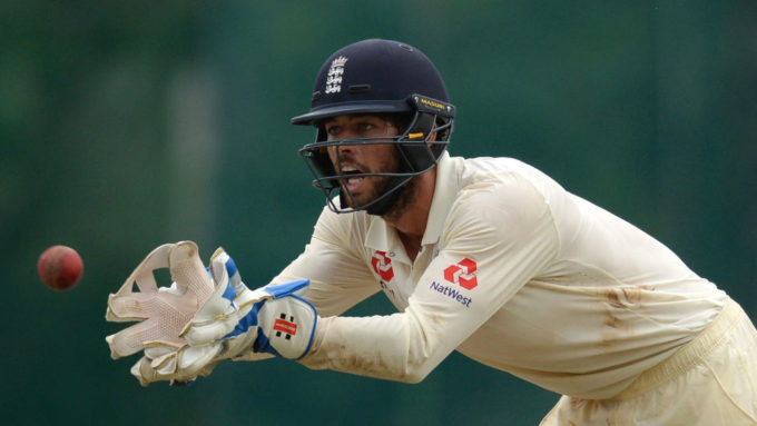 Foakes in line for Test debut with Buttler losing gloves