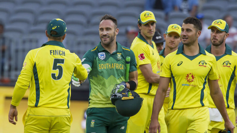 The loss to South Africa was the 10th for Australia in ODIs in 2018, to go with just one win