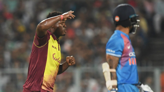 'Another Garner or Holding' – Brathwaite has high hopes from new boy Thomas
