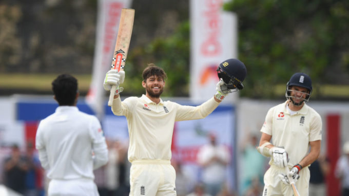 The technical change crucial to Ben Foakes' batting success