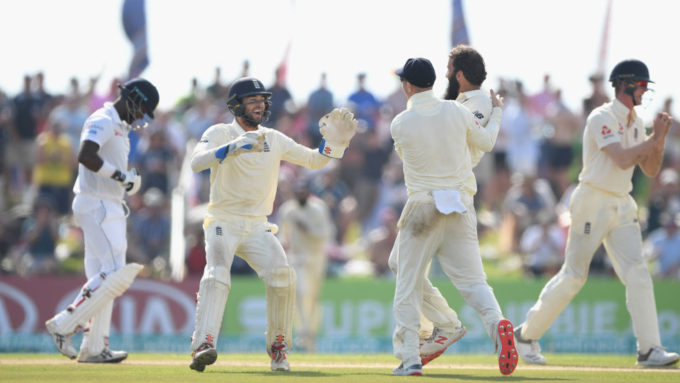 Spinners turn the screw as England dominate second day