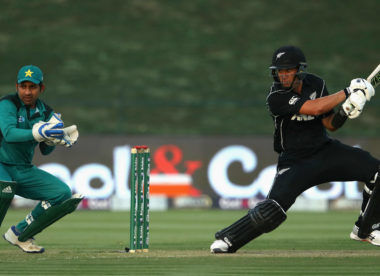 Sarfraz Ahmed upset about 'disgraceful' Ross Taylor gesture
