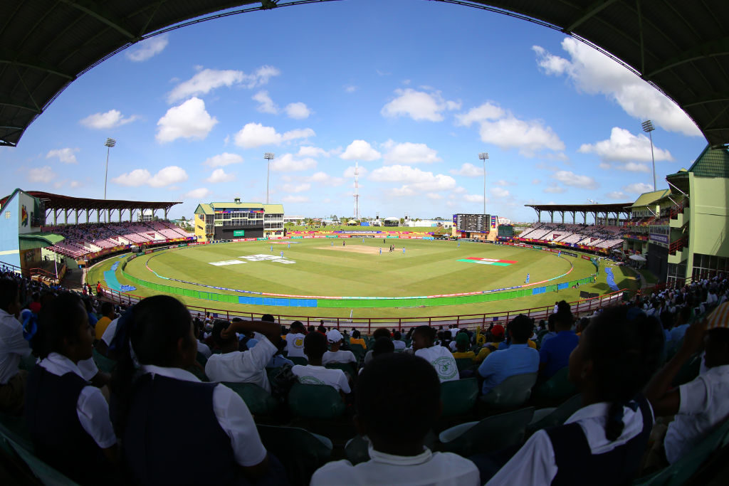 The Providence Stadium, Guyana