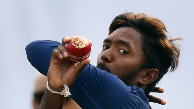 Sri Lanka call up uncapped Nishan Peiris to replace Akila Dananjaya