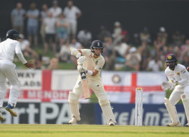 Curran 'surprised' by Sri Lankan tactics