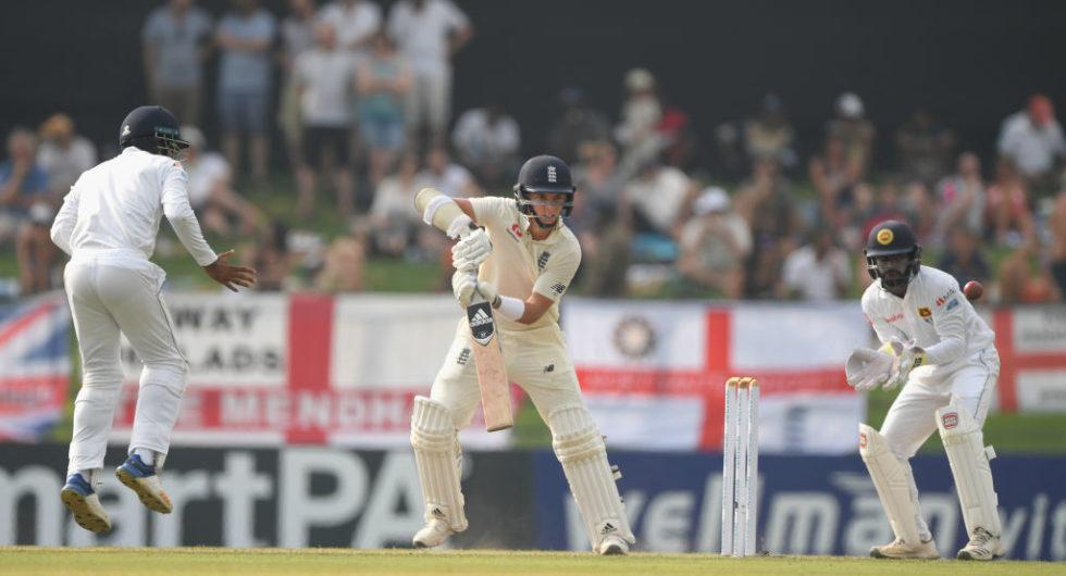 Curran Sri Lanka Tactics Field