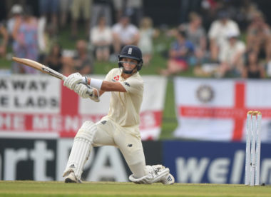 Curran blitz and a peach from Leach ensure England finish day one on a high
