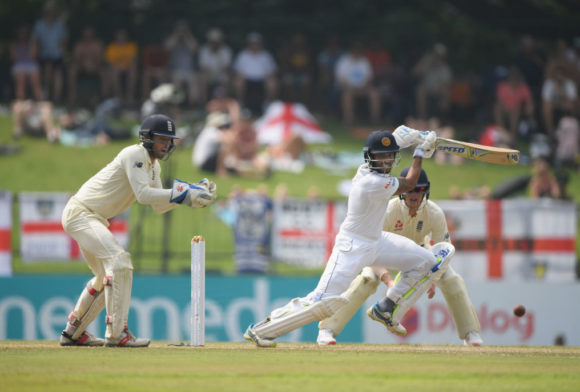 Sri Lanka v England, second Test: SL all out for 336 – a lead of 46 runs