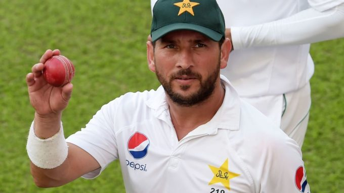 Yasir Shah claims best match figures by a Pakistan spinner