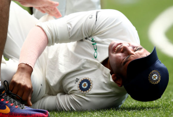 Shaw ruled out of Australia series, Pandya & Agarwal called up
