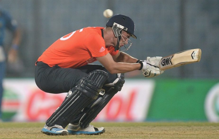 Hales managed scores of 11, 8 and 20 in the T20Is against West Indies