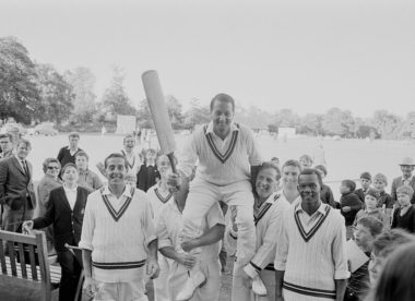Basil D'Oliveira: The protagonist in one of cricket's greatest ever crises