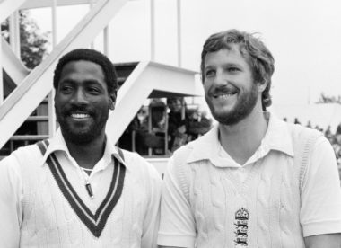Beefy & Viv: Great friends & cricketing immortals – Wisden Almanack tribute