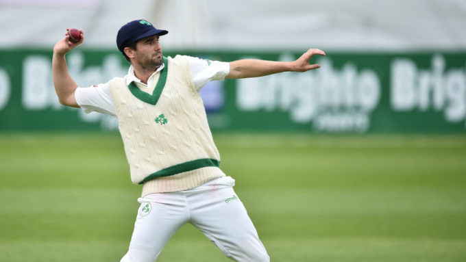 Afghanistan v Ireland Test details confirmed