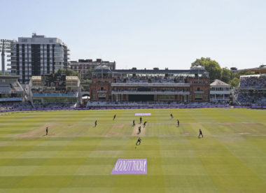 Last Lord's final set to be earliest in history – 2019 county fixtures released