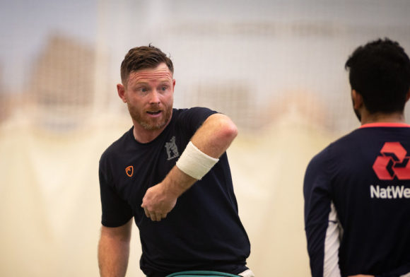 Ian Bell faces three months on the sidelines after undergoing surgery