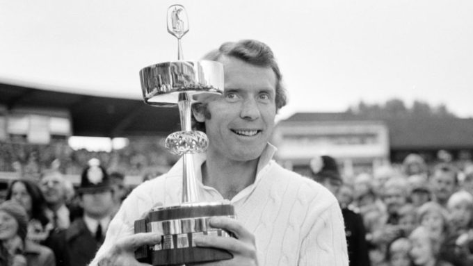 The unrufflable Mike Denness: Ashes inferno, Kent's golden years & umpiring controversy