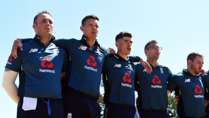 'This isn't a sympathy set-up' – training with England's physical disability side